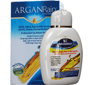 1 Bottle Of 300ml ARGANRain Hair Care Shampoo