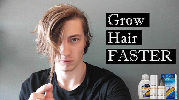 How to Grow Hair For Men – ARGANRain Products