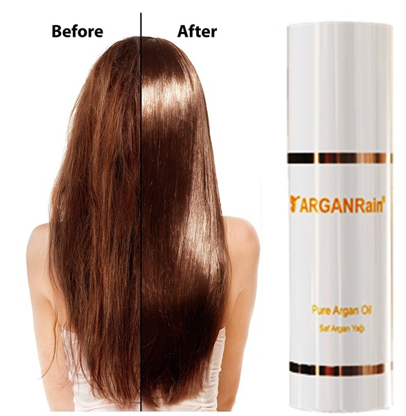 Argan Oil For Hair - The Solution to Dry, Frizzy Hair