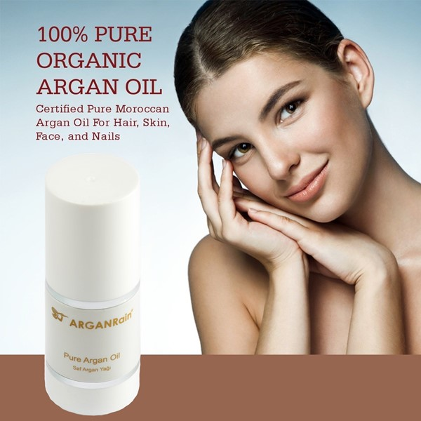 ✨MY SKIN CARE ROUTINE – ARGANRain ARGAN Oil ✨
