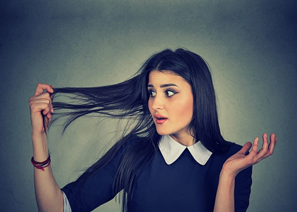 ARGANRAIN: DOES STRESS CAUSE HAIR LOSS?