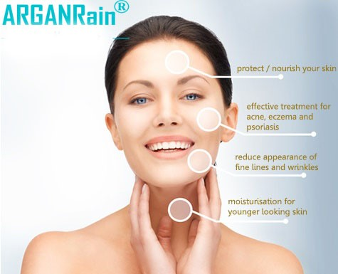 The Benefits of Using ArganRain Argan Oil For Your Skin