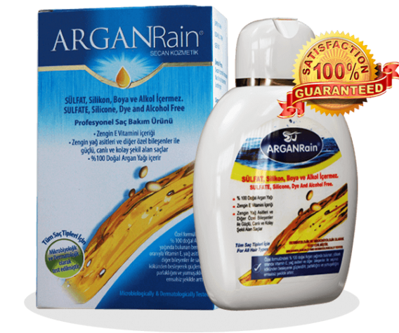 Argan rain products