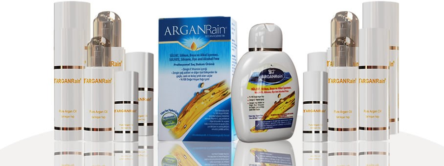 arganrain hair and skin care product