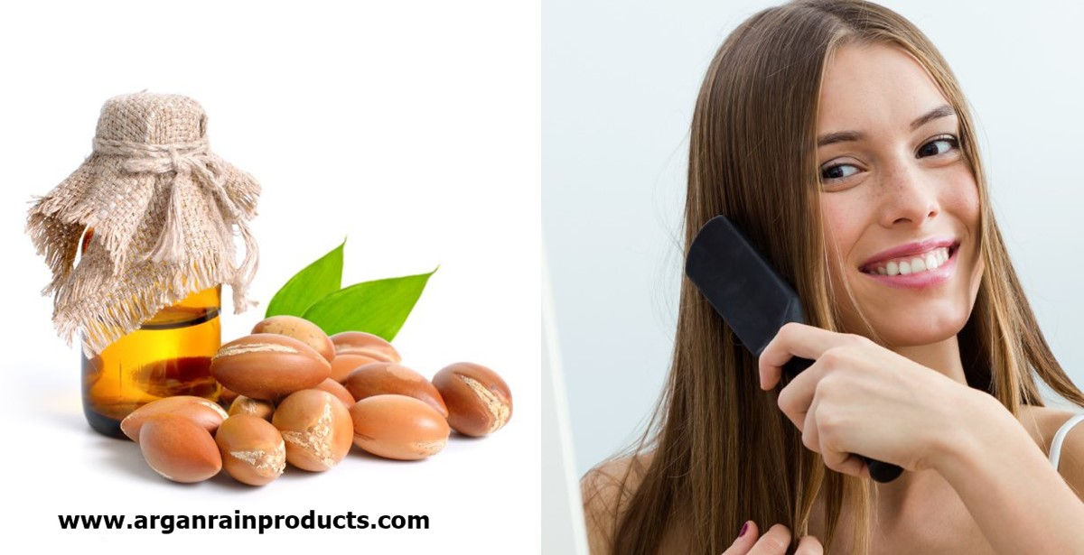 arganrain products for hair