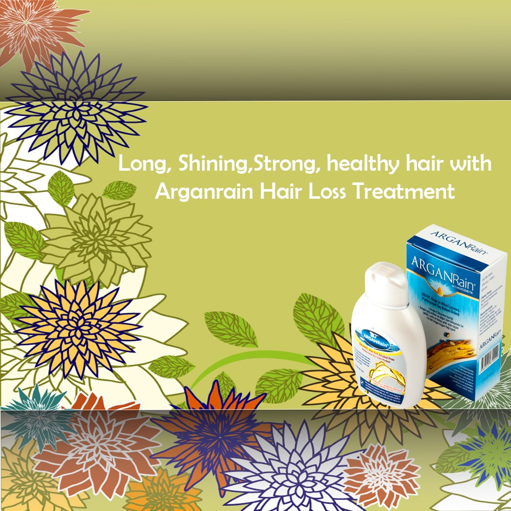 ArganRain Professional Hair Care Products